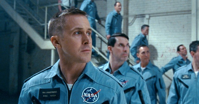 Did First Man Director Remove Neil Armstrong's U.S. Flag Scene To Downplay American Greatness?