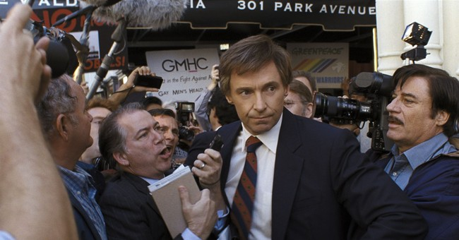 Hollywood Takes on Democratic Politics in 'The Front Runner'