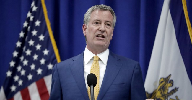 De Blasio To Americans: It's Not 'Immigrants' Faults You're Not Achieving The American Dream