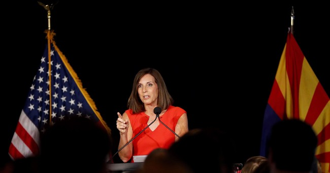 McSally Rips Into Her Opponent After Winning Arizona Senate GOP Primary