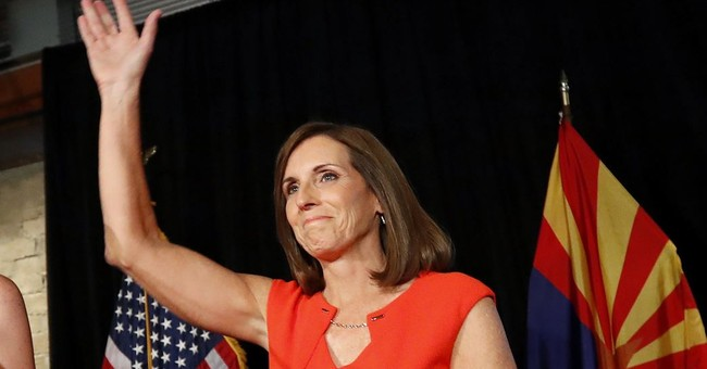 Final Countdown: New Poll Shows McSally Ahead of Sinema in Arizona
