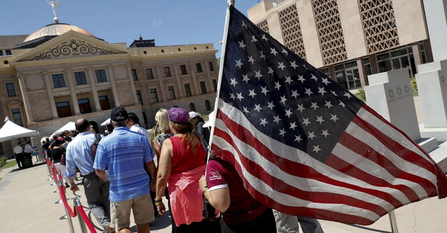 Arizona Primary Shows State Might Not be as Purple as Dems Thought