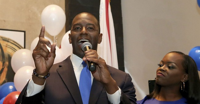 Bernie-Backed Leftist Candidate for Florida Governor Advocates Replacing ICE with DOJ