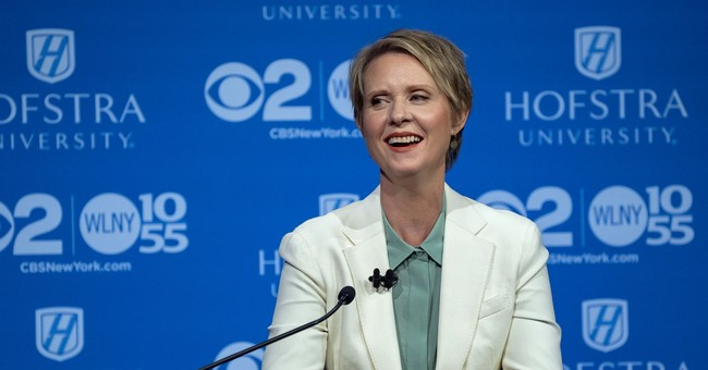 Cynthia Nixon's Plan To Implement Single-Payer Health Care Is What You'd Expect From a Left Winger