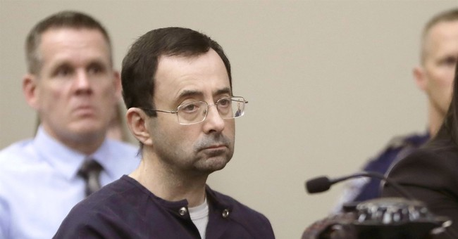 USA Gymnastics Files For Bankruptcy Following Nassar Scandal