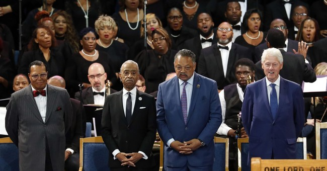Aretha's Funeral: Anti-Trump Bigots Hear Truth About the No. 1 Problem in the Black Community