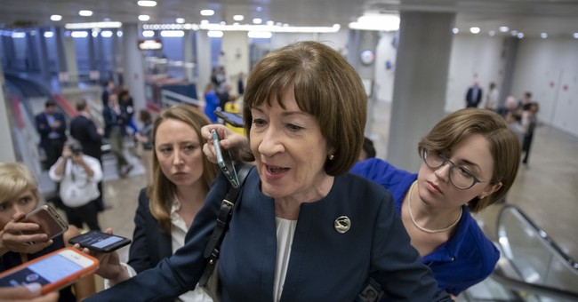 Maine Group Sends Dire Warning to Susan Collins About Kavanaugh