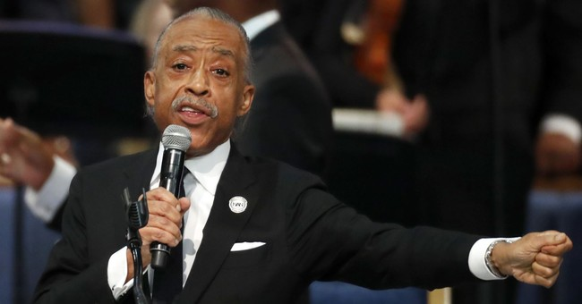Paying Off Tax Debts? Al Sharpton Sells The Rights To His Life Story...To His Own Non-Profit