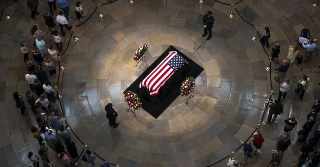 Goodbye to an American Hero