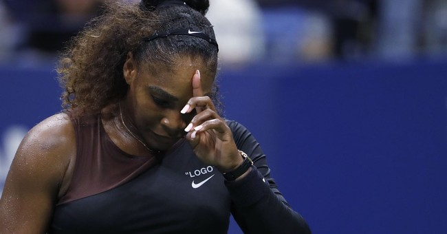 Serena Comforted By Opponent in Emotional Rogers Cup Final