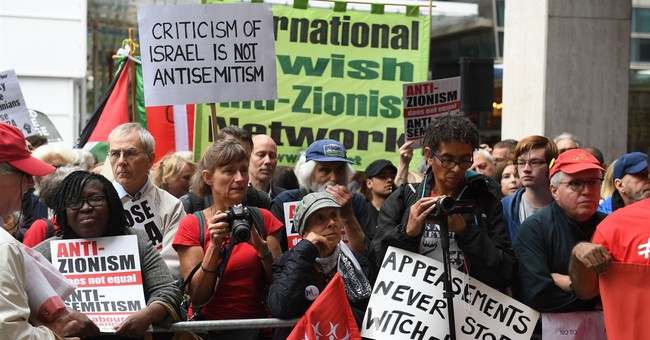 So, Are The Germans More Serious About Singling Out Anti-Semitism Than The Democratic Party?