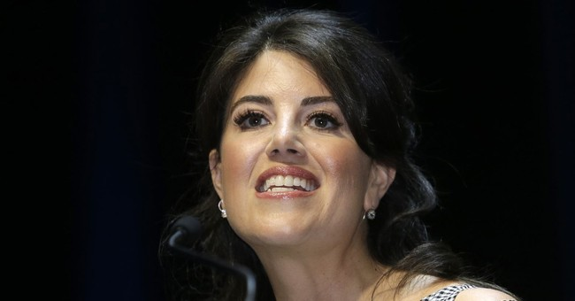 Monica Lewinsky Reacts When Someone Suggests Ken Starr Report Should Have Received the Mueller Treatment