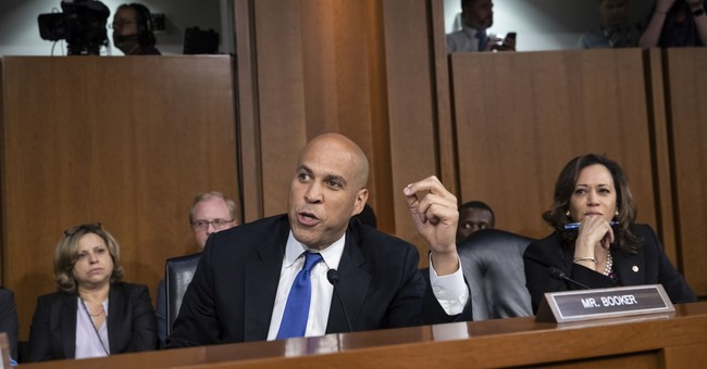 Cory Booker releases confidential documents, GOP warns of consequences