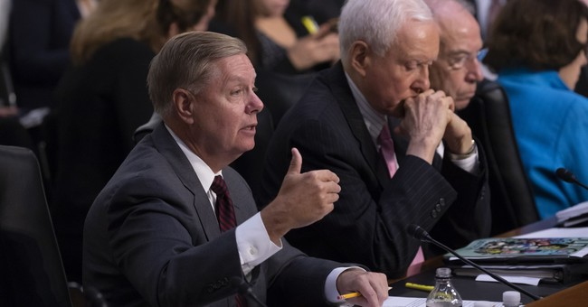 Graham Torches Democrats At Kavanaugh Hearing: You Want To Destroy This Guy's Life And Hope You Win in 2020