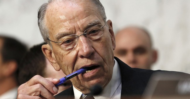 Blasey Ford Tells Grassley Why She Has Not Accepted Invitation to Testify