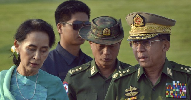 Junta Brings New Charges Against Myanmar's Suu Kyi