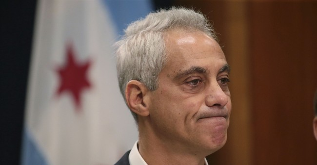 Rahm Emanuel is Now Blaming Jussie Smollett on...Donald Trump