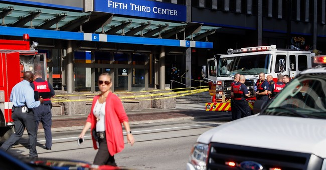 4 dead after active shooter opens fire at bank in downtown Cincinnati