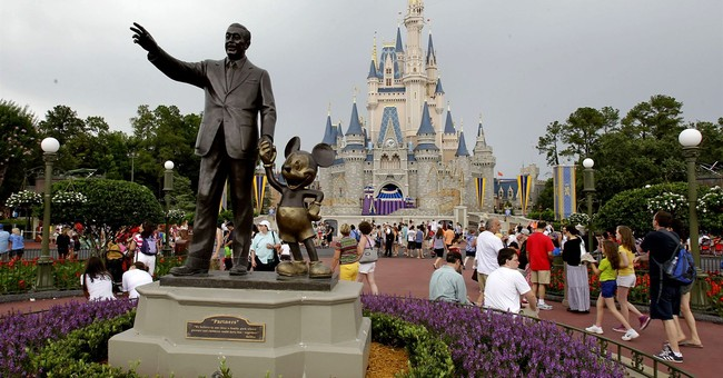 The Story Behind the Pro-Trumper Who Was Banned From Disney World