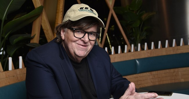 Ha! Michael Moore's Anti-Trump Film Is Tanking