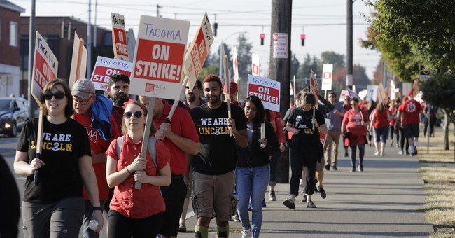 Government Unions Should Bear Their Share