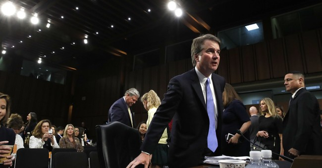 The Media and Kavanaugh's Kangaroo Court
