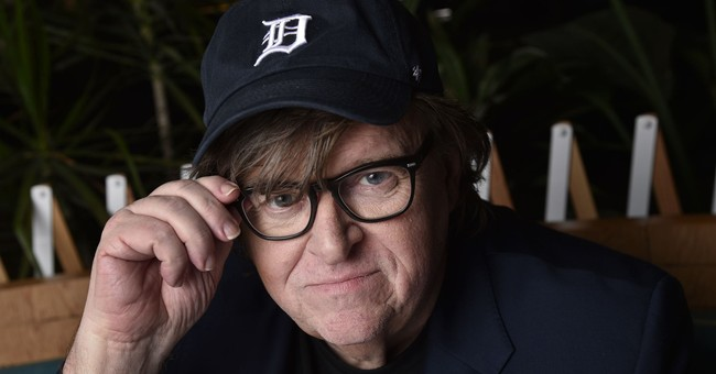 LOL: Michael Moore, Parkland Students Partner Together... To 'Save America'