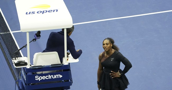 Was Serena Williams Treated Unfairly Because She Is a Woman?