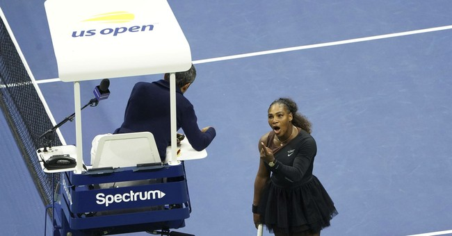 Fans Are Torn Over Serena's Dramatic US Open Showing