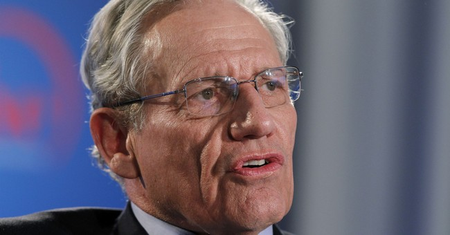 Woodward Takes Swipe at CNN: 'More Serious Reporting' Is the Answer, Not a Lawsuit