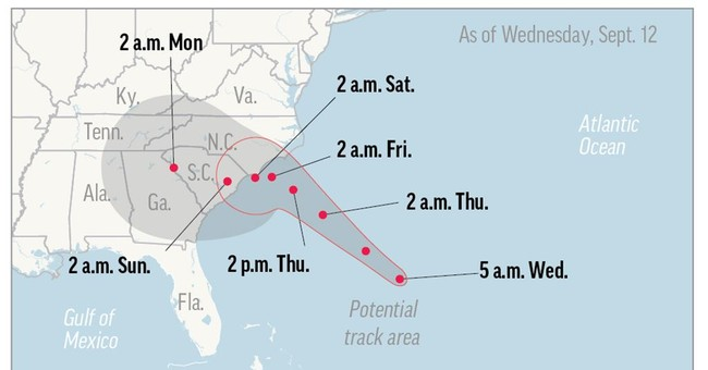 NC Town Faces Pushback Following Hurricane Gun Ban