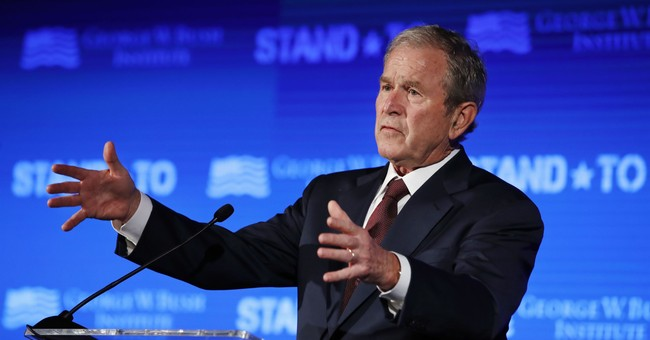 Is Populism Going to Fritter Away Over Time as George W. Bush Predicts?
