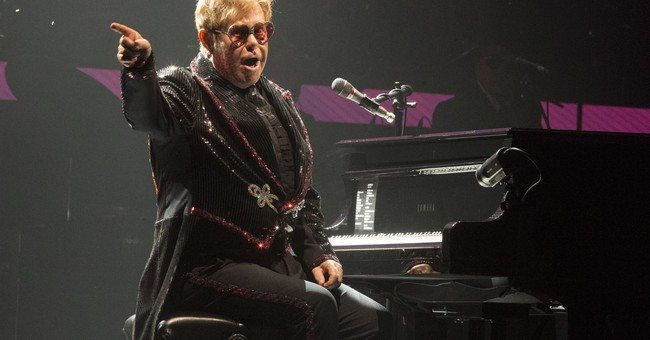 Putin: Elton John Is Wrong About  LGBT Culture in Russia