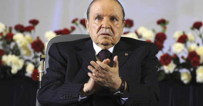 Algeria's 'Smile Revolution' Boils Below the Radar