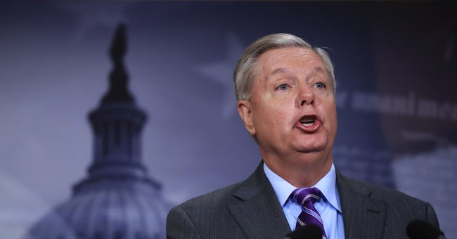 Lindsey Graham on What 'Sealed it' for Him in Disbelieving Latest Accuser