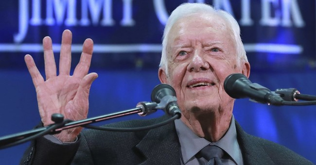 Carter Warns Democrats About Moving Too Far Left