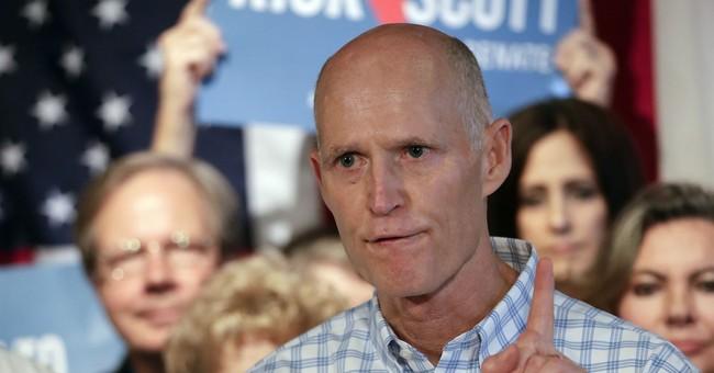 Rick Scott: Biden Administration Allows Teachers' Unions to Act as 'Ringleaders'