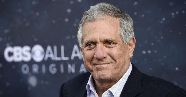 The Absolute Shamelessness of Les Moonves