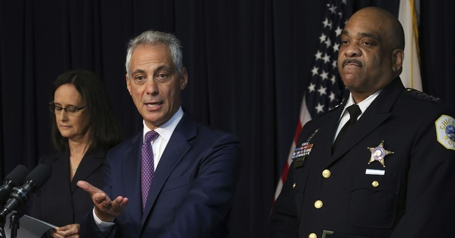 Rahm Emanuel Sounds Off Again on Smollett: What If I Had Planted a Swastika on My Front Door?