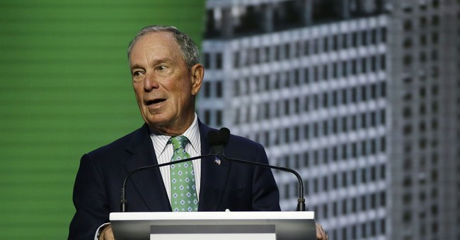 Anti-Gun Billionaire Bloomberg Prepping For A Presidential Campaign