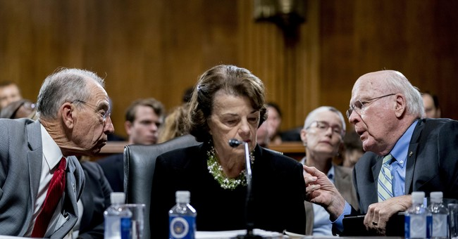 Feinstein backs Kavanaugh accuser's decision to go public