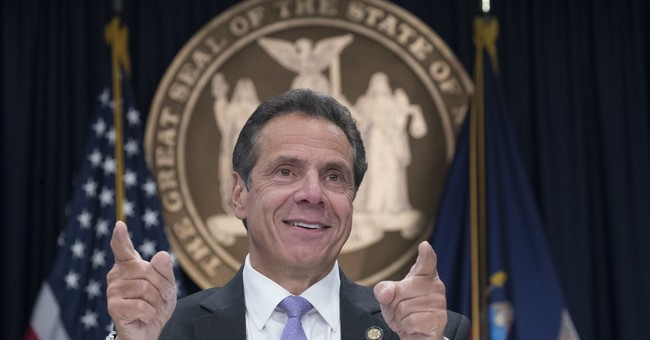 NY Gov. Andrew Cuomo Signs Controversial 'Red Flag' Bill Into Law