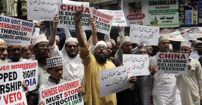 Propaganda: Chinese Official Defends Muslim Indoctrination Camps As 'Educational Training'
