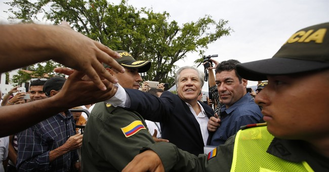 No Calls For Military Intervention In Venezuela (Yet)