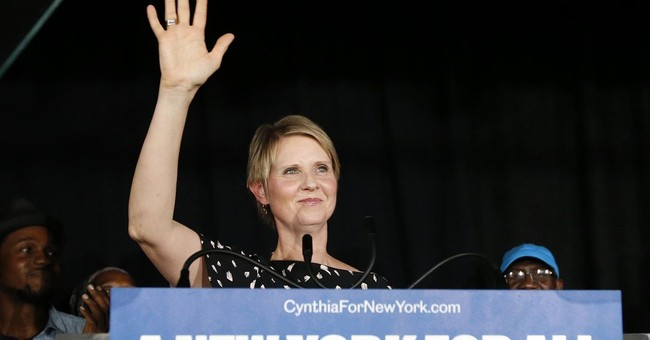 Cynthia Nixon On Her Failed Primary Challenge: I Lost...Because People Voted