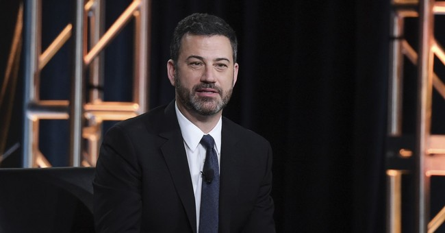 Jimmy Kimmel: 'Almost Every Talk Show Host Is Liberal' Because 'It Requires a Certain Level of Intelligence'