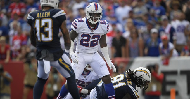 So, a Buffalo Bills Player Quit Football in the Middle of a Game