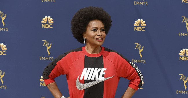 Actress Jenifer Lewis Wears Nike to the Emmys in Solidarity With Colin Kaepernick