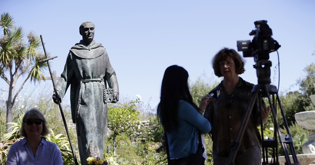 Stanford Removing Catholic Saint Junipero Serra's Name From Campus to Avoid Offending Native Americans