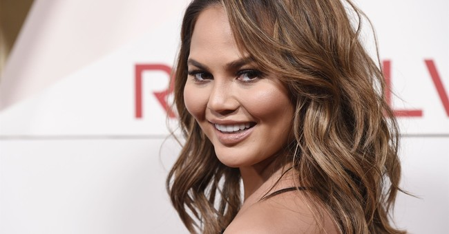 Trump Calls Chrissy Teigen 'Filthy Mouthed.' She Gives Foul Mouthed Response.